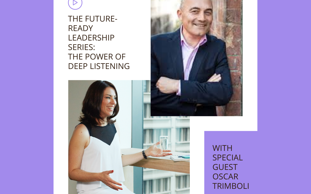 Podcast: The Power of Deep Listening